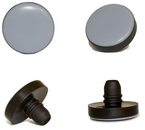 ptfe stopfengleiter 22mm stahlrohrstopfen mit winkel. Black Bedroom Furniture Sets. Home Design Ideas