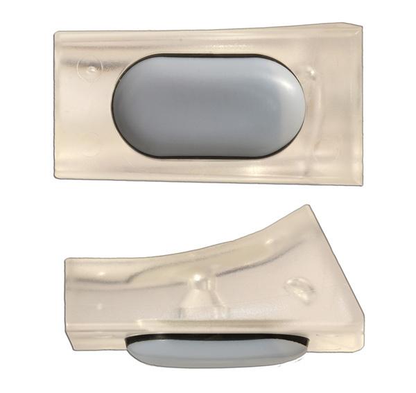 ptfe gleiter thonet st hle freischwinger mit kippschutz. Black Bedroom Furniture Sets. Home Design Ideas